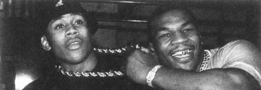 ll cool j and Mike Tyson